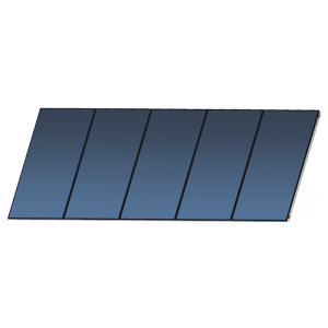 SetSize300300-Grossflaechenkollektor